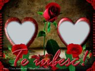 Personalizare felicitari de dragoste | Te iubesc!
