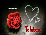 Personalizare felicitari de dragoste | ... Te Iubesc