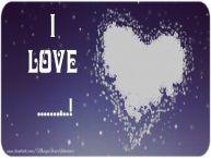 Personalizare felicitari de dragoste | I Love ...