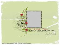 Personalizare felicitari de dragoste | I love you ... Every Day and Forever, You are special.