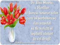 Personalizare felicitari de Florii | Mesaj de Florii