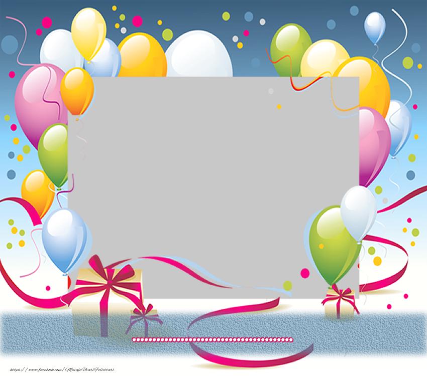 Personalizare felicitari de la multi ani | La multi ani ...!