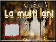 Personalizare felicitari de la multi ani | La multi ani