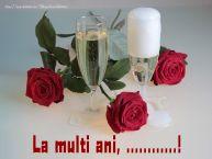 Personalizare felicitari de la multi ani | La multi ani, ...!