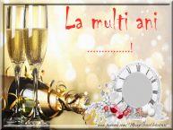 Personalizare felicitari de la multi ani | La multi ani ...