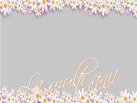 Personalizare felicitari de la multi ani | La multi ani! - Rama foto de La Multi Ani