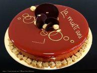 Personalizare felicitari de la multi ani | Tort - La multi ani ......!