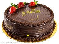 Personalizare felicitari de la multi ani | La multi ani, ......!