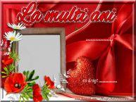 Personalizare felicitari de la multi ani | La multi ani ... ...