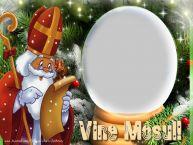 Personalizare felicitari de Mos Nicolae | Vine Mosu' !