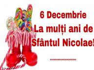 Personalizare felicitari de Mos Nicolae | 6 Decembrie La mulți ani de Sfântul Nicolae! ...