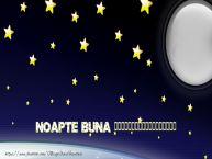 Personalizare felicitari de noapte buna | Noapte buna ...