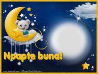 Personalizare felicitari de noapte buna | Noapte buna
