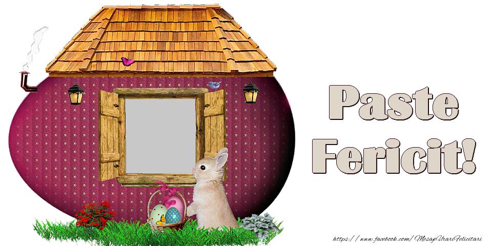 Personalizare felicitari de Pasti | Paste fericit !
