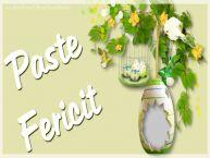 Personalizare felicitari de Pasti | Paste Fericit