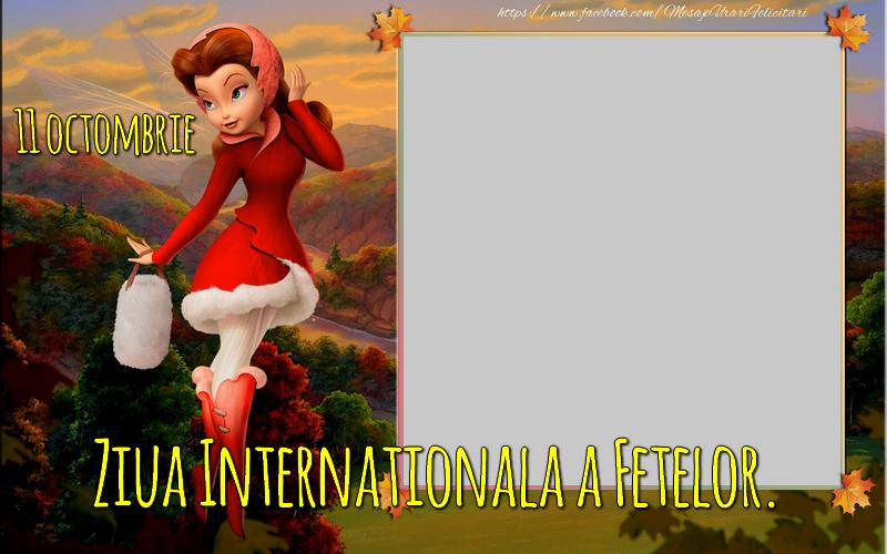 Personalizare felicitari de prietenie | Ziua Internatională a Fetelor