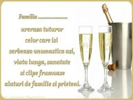 Personalizare felicitari de Sfanta Maria Mica   Familia ... ureraza tuturor celor care isi serbeaza onomastica azi, viata lunga, sanatate si clipe frumoase alaturi de familie si prieteni.