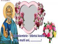 Personalizare felicitari de Sfantul Andrei | 30 Noiembrie - Sfântul Andrei La multi ani, ...