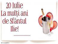 Personalizare felicitari de Sfantul Ilie | 20 Iulie La mulți ani de Sfântul Ilie! ...