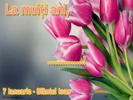 Personalizare felicitari de Sfântul Ioan | 7 Ianuarie - Sfântul Ioan La mulți ani, ...!
