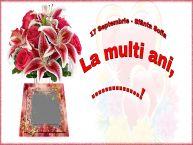 Personalizare felicitari de Sfânta Sofia | 17 Septembrie - Sfânta Sofia La multi ani, ...! -