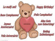Personalizare felicitari de zi de nastere | La multi ani ...! - HD
