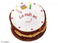 Personalizare felicitari de zi de nastere   La multi ani ...!