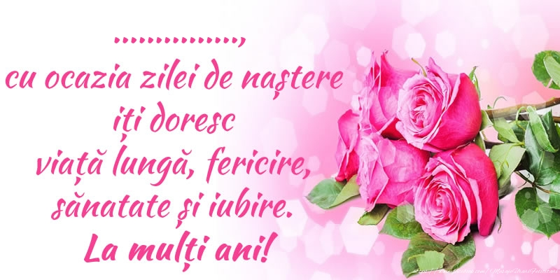 felicitari de ziua de nastere Personalizare felicitari cu nume | Zi de nastere | , cu ocazia  felicitari de ziua de nastere