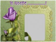 Personalizare felicitari de Valentines Day | Te iubesc  ...