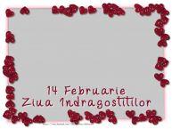Personalizare felicitari de Valentines Day | Portret de 14 Februarie Ziua Indragostitilor!