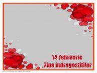 Personalizare felicitari de Valentines Day | Portret de 14 Februarie - Ziua indragostitilor!