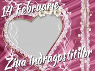 Personalizare felicitari de Valentines Day | 14 Februarie - Ziua indragostitilor