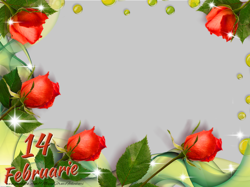 Personalizare felicitari de Valentines Day   14 Februarie - Ziua indragostitilor