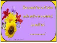 Personalizare felicitari de Ziua Numelui | Ziua numelui tau sa iti aduca multe motive de a sarbatori. La multi ani, ...