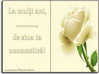 Personalizare felicitari de Ziua Numelui | La mulți ani, de ziua ta onomastică! ...